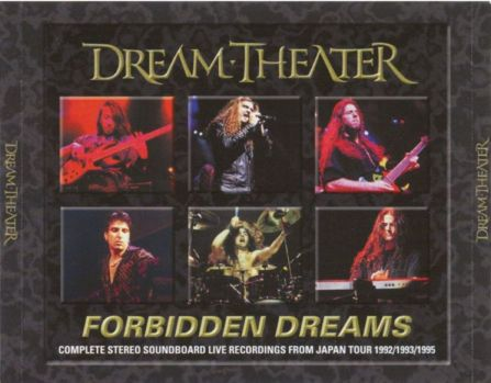 Dream Theater - FLAC studio discography + live albums + cover al